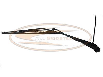 John Deere Skid Steer Wiper Blade Assy 317 320 325 328 332 Door Glass Motor