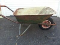 Wheel Barrow, good condition, £15