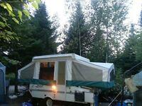Caravane de parc