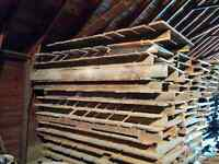 Wooden Flats / Skids 4' X 4' and 4' X 8' (with & without sides)