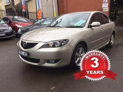 2004 Mazda 3 Sport S ** 3Yr Warranty, RWC, STAMP DUTY+REGO**