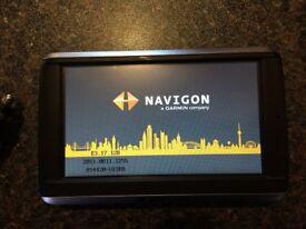 Navigon 42 Premium GPS