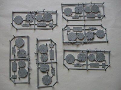 Bits for bases-diamond plate bases