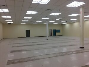 STERLING MALL - 7000 sq ft. warehouse space