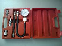 Engine Compression Tester Kit - As New