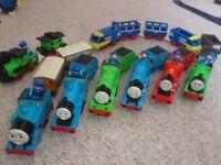 Thomas The Tank Tomy Train set collection