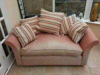 Collins & Hayes Two Seater Sofa For Sale