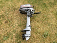 Mariner 4HP Silverline4 Long Shaft Outboard