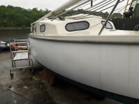 Yacht, Kingfisher 20 plus, project boat END OF SEASON BARGAIN