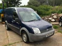 ford transit connect t230 L90 high top model 56 reg