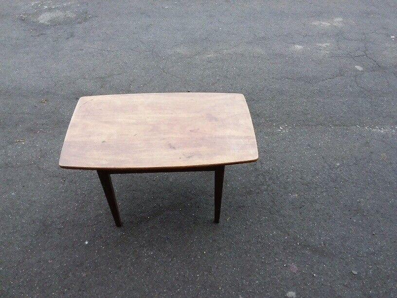 Rectangular Wooden Coffee Table