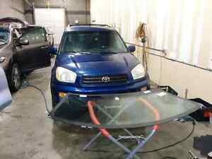 Windshield Replacement Starting $139