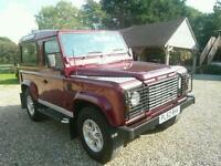 Landrover 90 County Defender 6 Seat TD5