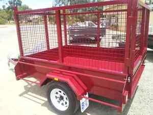 Blyth built 7x5 cage trailer Blyth Wakefield Area Preview