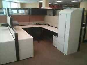 Office cubicle/postes de Travail