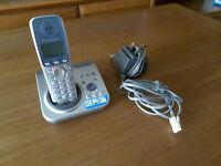**Panasonic Digital Cordless Phone with Answering System**