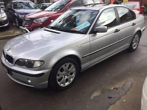 BMW 318i 2002 AUTO ***3 YEAR WARRANTY+RWC+REGO +STAMP DUTY****