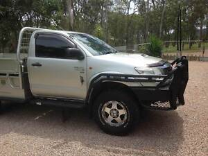 2012 Toyota Hilux SR Ute Herberton Tablelands Preview