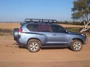 2011 Toyota Landcruiser Prado Geraldton Geraldton City Preview
