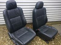 Honda Leather Interior