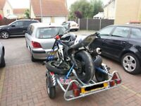 Moped Motorbike Scooter Delivery recovery Collection