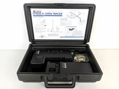 Nice Clean Used- Amprobe Pasar Ot1000-a Open Tracer Kit Very Little Use