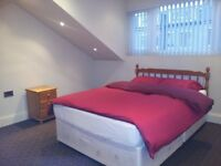 Fully furnished double room available in a great BD8 city centre location house share.