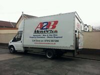 House Removals/Man and Van/Courier Service/House Clearance