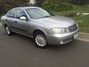 Nissan Pulsar Automatic ***registration paid until Jun and RWC*** Wantirna Knox Area Preview