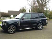 2002 Range Rover V8 with LPG conversion