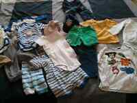 Baby clothes / vetement bebe