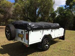 DEMO CAMPER TRAILER SALE - DAKAR Wetherill Park Fairfield Area Preview