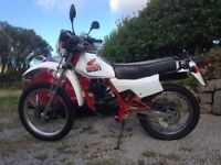 Honda XL 125 RF 1986 D reg.