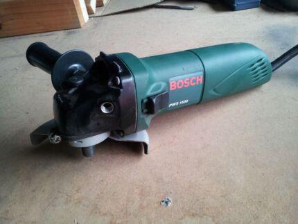 "Bosch 4""angle grinder, near new Aberdeen Devonport Area Preview"