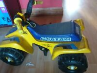 Childrens Quad Bike