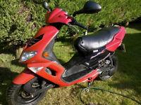 Peugeot Speedfight 2 100cc