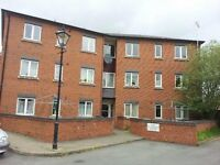 AVAILABLE IMMEDIATELY Two bedroomed ground floor flat at Fullwood Court