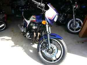 1983 honda 1100f supersport