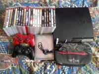 Ps3 22games 2controllers.