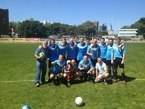 Football (Soccer) Players Wanted Inner Sydney Preview