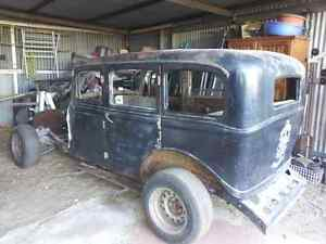 Hotrod,1933 plymouth 4door sedan ,or will swap Baldivis Rockingham Area Preview
