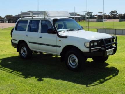 1997 Toyota LandCruiser Wagon Kadina Copper Coast Preview