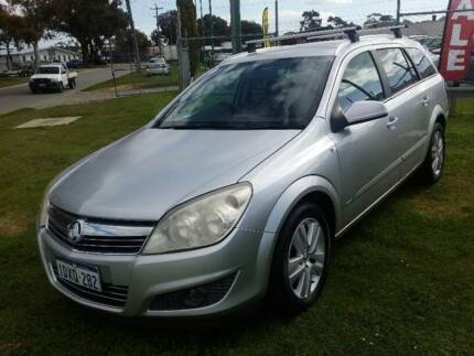 2007 HOLDEN ASTRA CDX AH MY07.5 4D WAGON  AUTOMATIC Kenwick Gosnells Area Preview