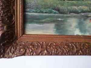 Painting oil on canvas Peterborough Peterborough Area image 2