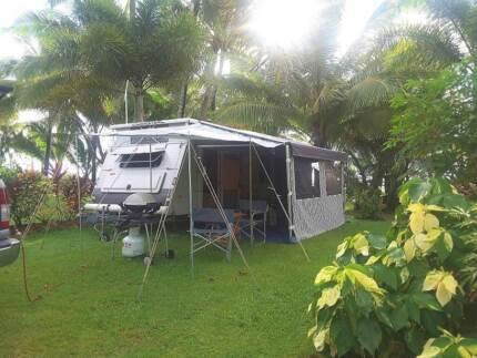 pop up caravan for sale