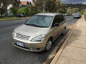 2002 Toyota Avensis Wagon Garran Woden Valley Preview
