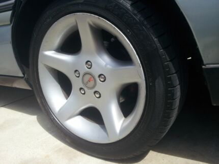 Vr clubby rims, swap for 18's Elizabeth Downs Playford Area Preview