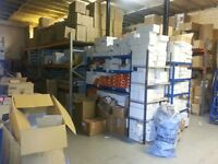 WAREHOUSE/STORAGE/LIGHT INDUSTRIAL/WORKSHOP/BUSI-Rates INSURANCE INCLUDED/HIGHER HEIGHT/NEAR A40A312