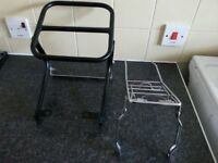 Honda C90e rear rack & mid rack unused