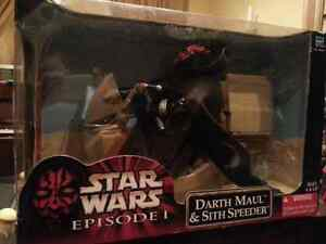 "Star wars Hasbro 12""  1/6  action  figure."